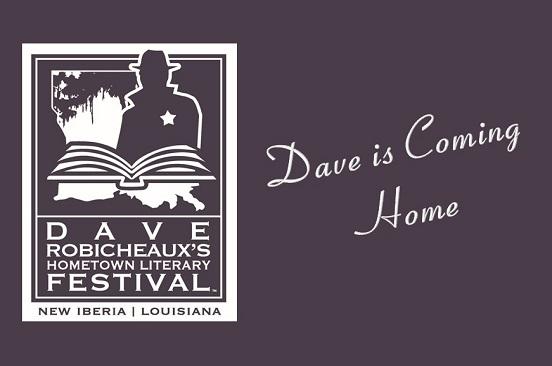 Dave Robicheaux Literary Festival