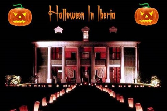Halloween at Shadows-on-the-Teche in downtown New Iberia