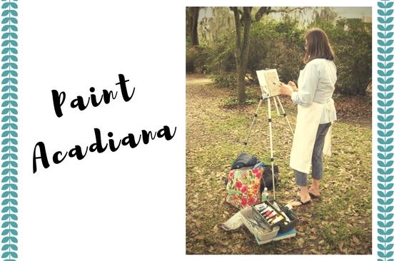 Paint Acadiana