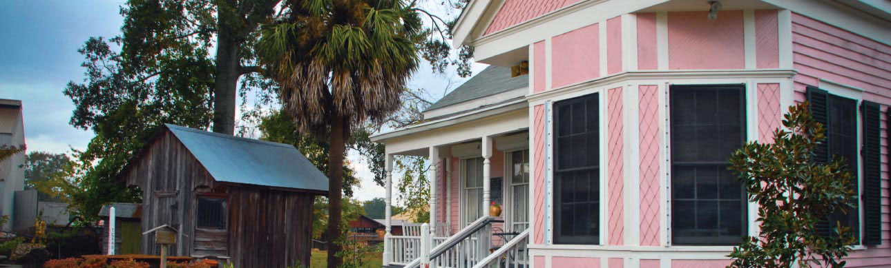 Jeanerette - Iberia Parish Louisiana
