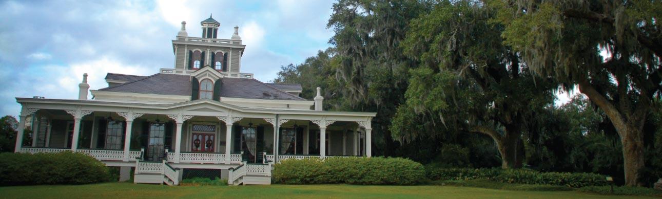 Iberia Parish Louisiana - Jefferson Island