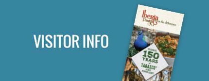 Visitor Information - Iberia Parish Louisiana
