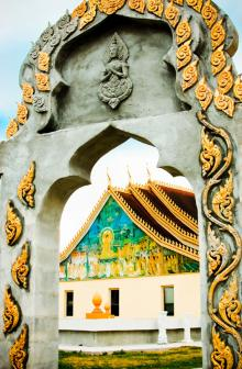 Laotian Temple - Courtesy of Iberia Parish CVB