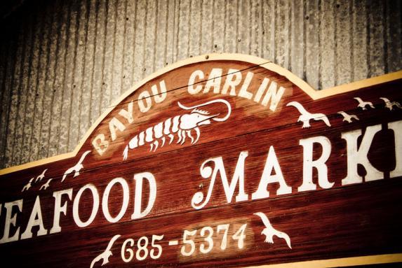Delcambre Seafood Market  - Courtesy of Iberia Parish CVB