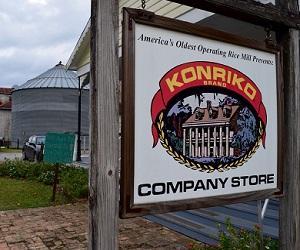 Konriko Company Store/Conrad Rice Mill