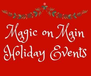 Magic on Main holiday Christmas in Iberia parish events