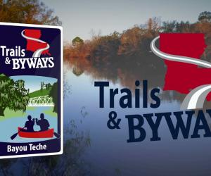 Embedded thumbnail for Bayou Teche National Scenic Byway