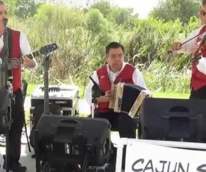 Embedded thumbnail for The Cajun Stompers Trio at Delcambre Seafood and Farmers Market