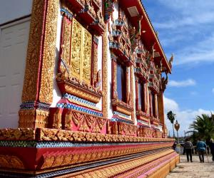 Embedded thumbnail for Wat Thammarattanaram Buddhist Temple