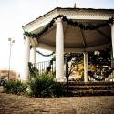 Gazebo at Bouligny Plaza Historic Main Street New Iberia - Courtesy of Iberia Parish CVB