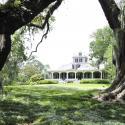 Jefferson Mansion Jefferson Island - Courtesy of Iberia Parish CVB