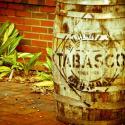 TABASCO barrel - Courtesy of Iberia Parish CVB