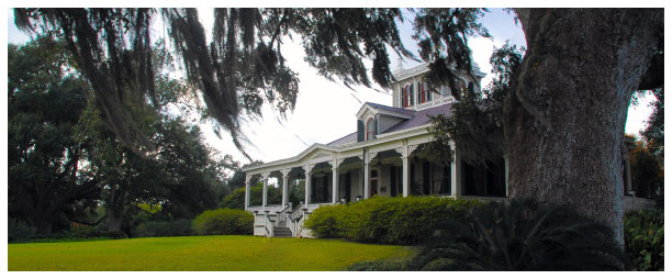 Where to Stay in Iberia Parish